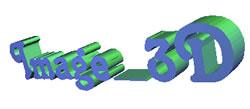 Image_3D paketi ile içe aktarılmış ve gerçeklenmiş 3D Studio Max dosyası