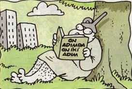 On adimda on iki adim