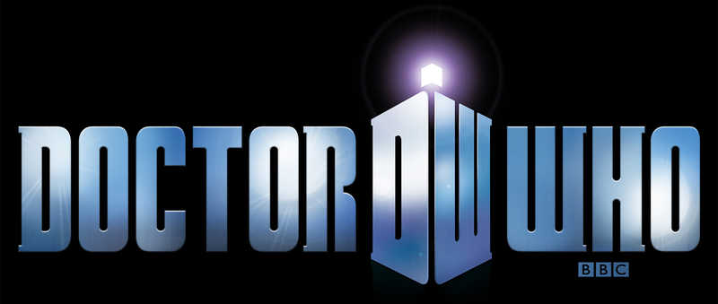Doctor who logo banner